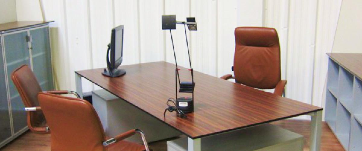 Ihre Büromöbel finden bei uns einen neuen Platz
